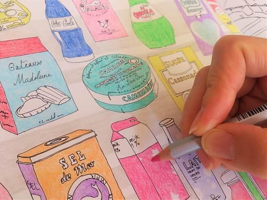 色鉛筆で魅せる。『色鉛筆アート』5選♪