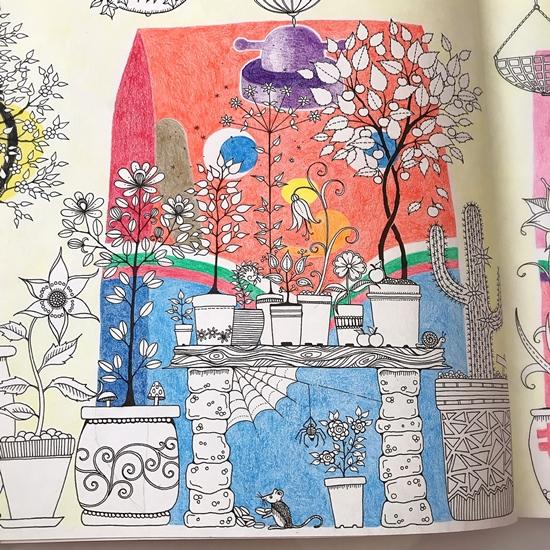 『ひみつの花園』ひな祭り2 (5)