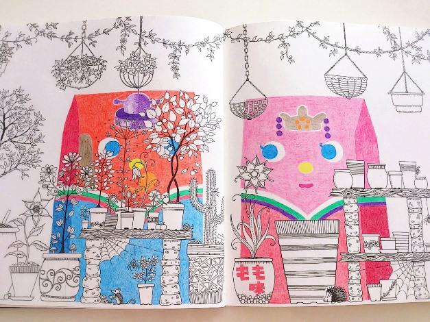 『ひみつの花園』ひな祭り2 (10)