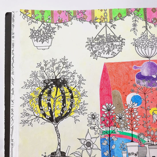 『ひみつの花園』ひな祭り2 (6)1