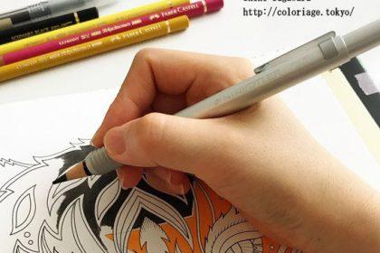 色鉛筆が短くなったら?ステッドラーの鉛筆ホルダー(補助軸)がおすすめ☆
